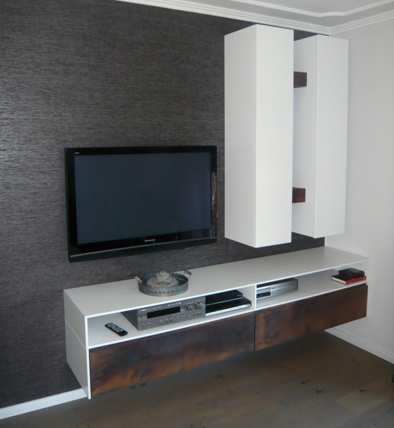 TV Wand tischlerei-focke.de