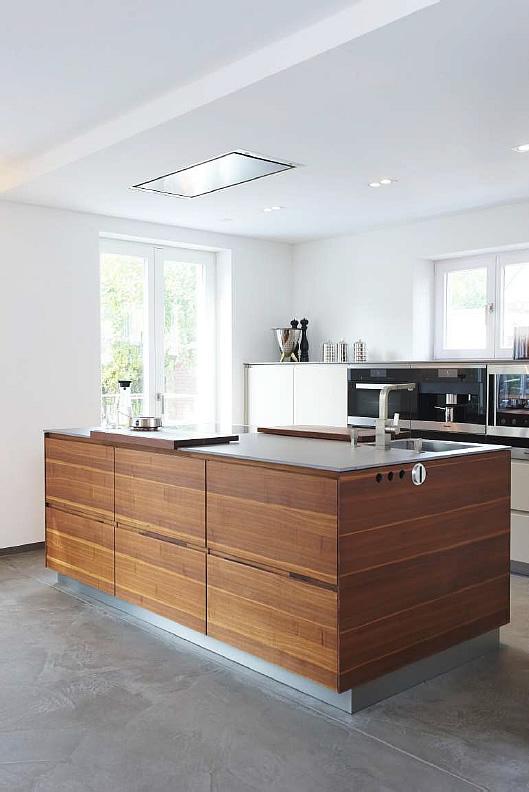 Küchenblock und Hochschränke - tischlerei-focke.de