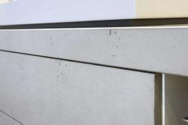 Badezimmerschränke aus Imibeton - tischlerei-focke.de