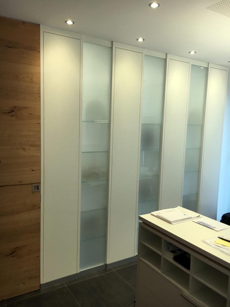 Büroeinrichtung - Tischlerei Focke